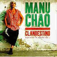 Cover for Clandestino