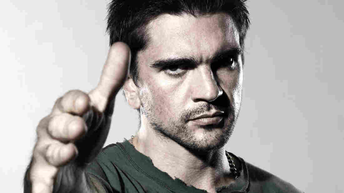 Juanes talks to Alt.Latino about music and soccer