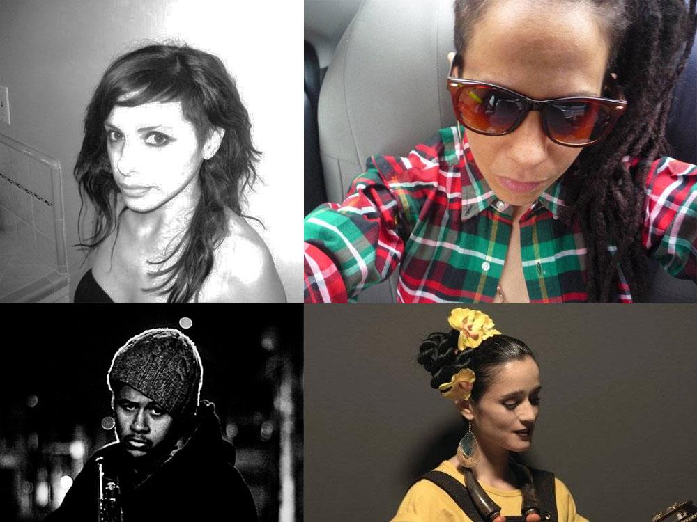 Andrea Echeverri: New Music: Brazilian Rap, Rock In Catalan And More : Alt