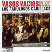 Cover for Vasos Vacios