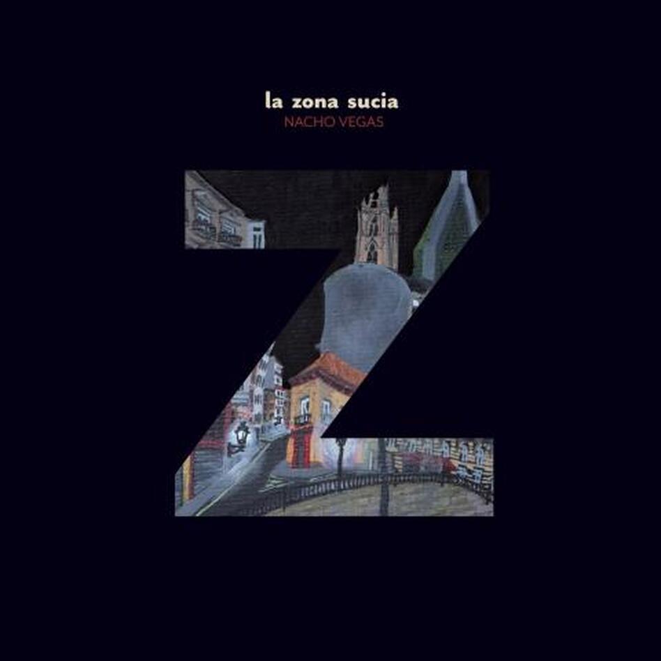 Cover for La Zona Sucia