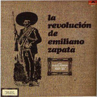 Cover for Revolucion De Emiliano Zapata