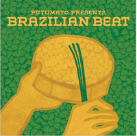 Cover for Putumayo Presents: Brazilian Beat