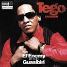 Cover for El Enemy de los Guasíbiri [Clean]