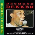 Cover for Best of & the Rest of Desmond Dekker