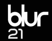 Cover for Blur 21