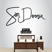 Cover for Sin Dormir