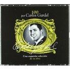 Cover for 100 por Carlos Gardel