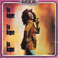 Cover for Best of La Lupe