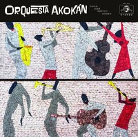 Cover for Orquesta Akokan