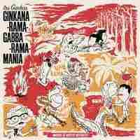 Cover for Ginkana-Rama-Gabba-Rama-Mania
