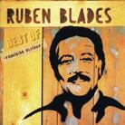 Cover for Best Of Ruben Blades: Prohibido Olvidar