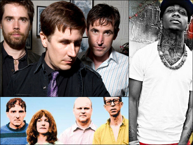 Built to Spill, The Mountain Goats, Lil B, More : All Songs