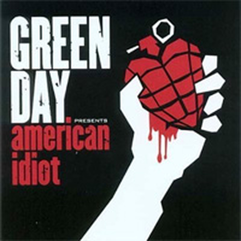 Cover for American Idiot