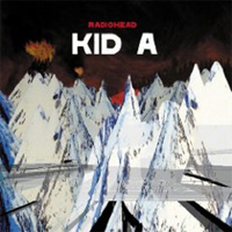 Cover for Kid A