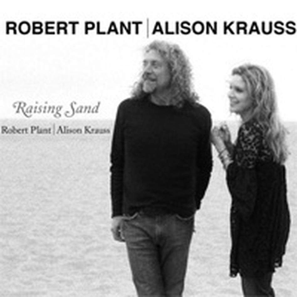 Cover for Raising Sand