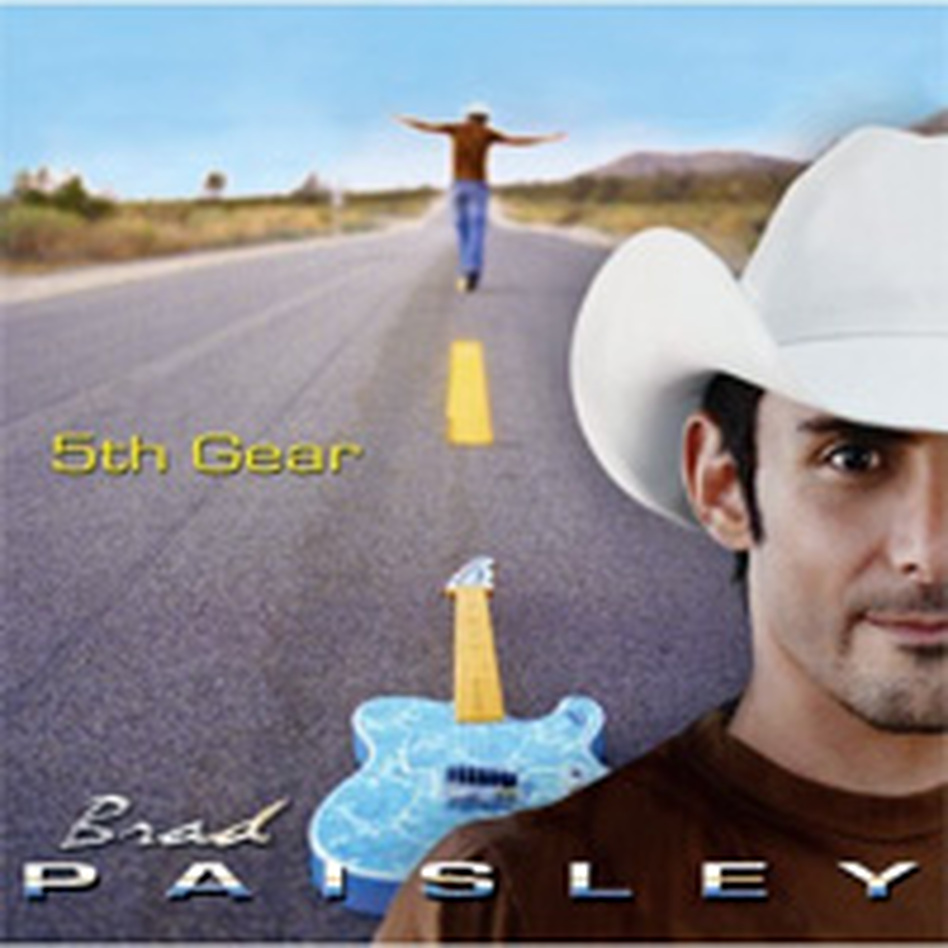 cover for brad paisley