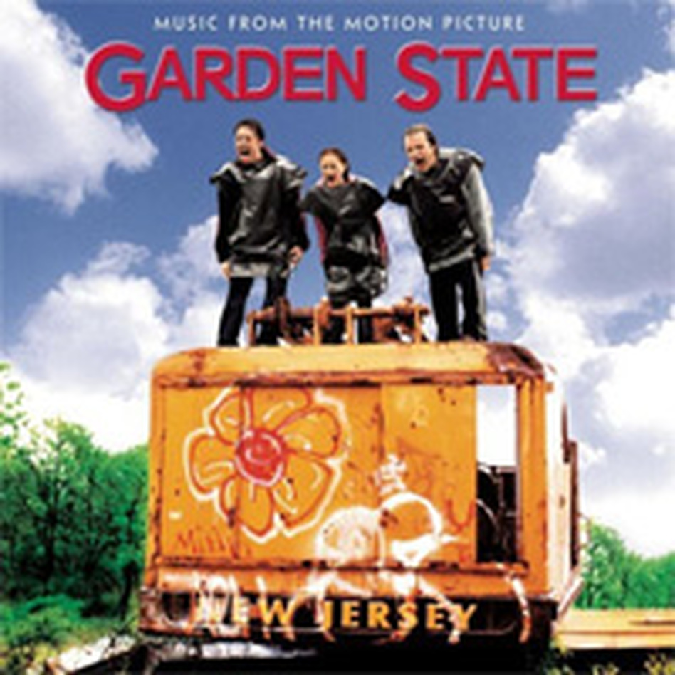 Cover for  Garden State Soundtrack