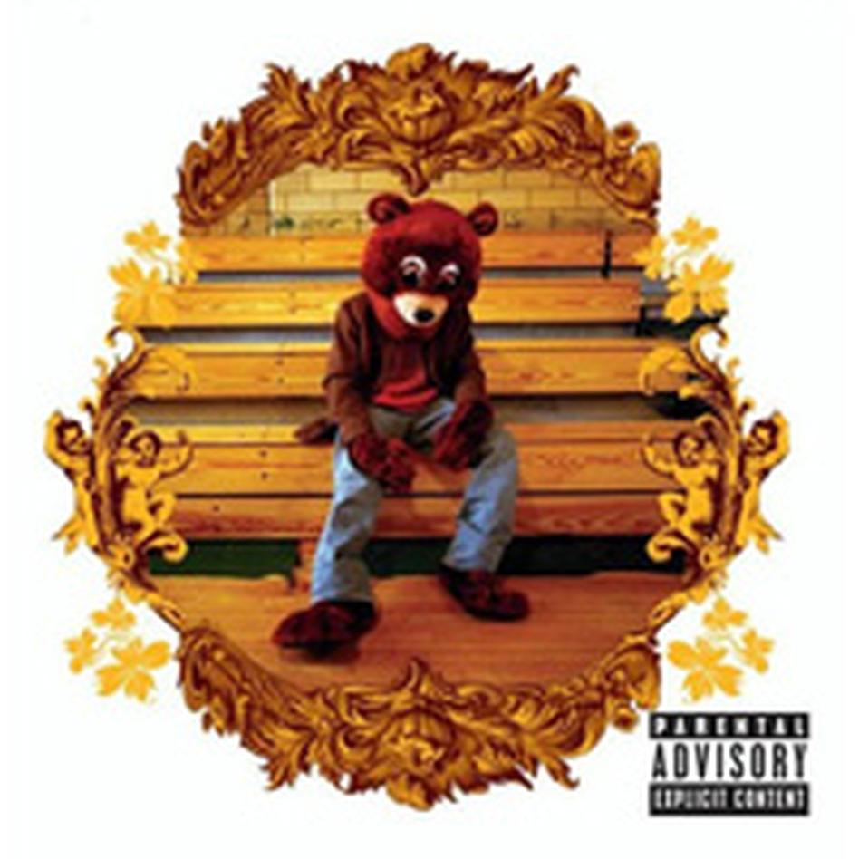Cover for College Dropout