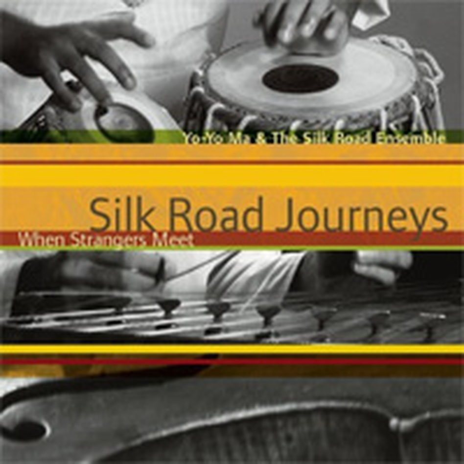 Cover for Silk Road Journeys: When Strangers Meet