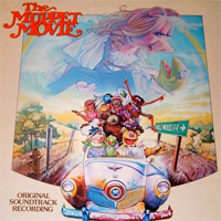 cover for the muppet movie