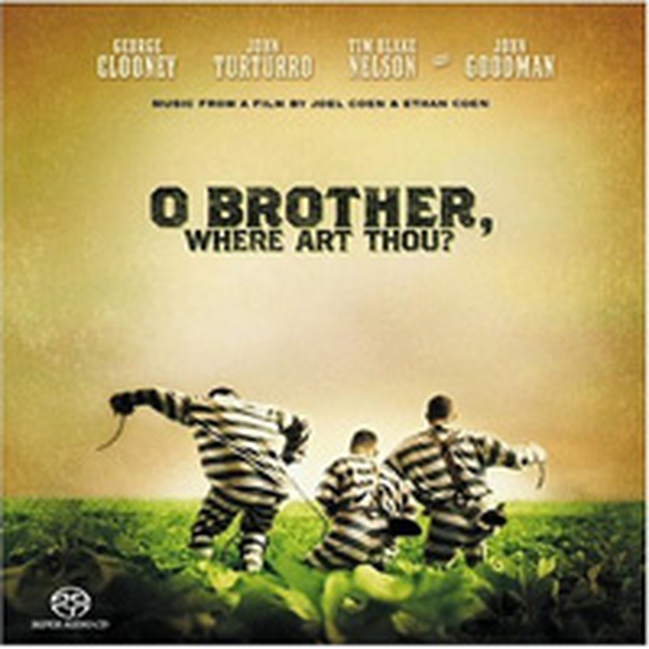 Cover for O Brother, Where Art Thou?