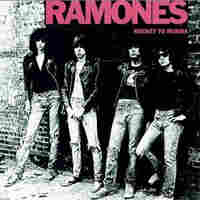cover for the ramones