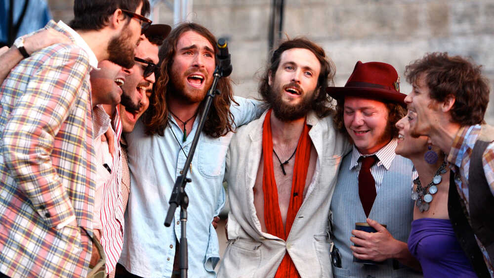 Highlights From The 2010 Newport Folk Festival