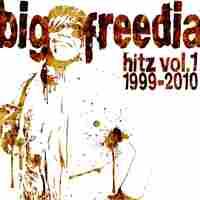 Cover for Big Freedia Hitz Vol. 1