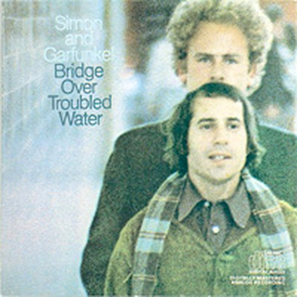 Cover for Bridge Over Troubled Water