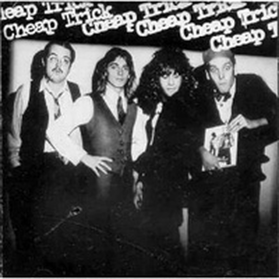 Cover for Cheap Trick [1977]