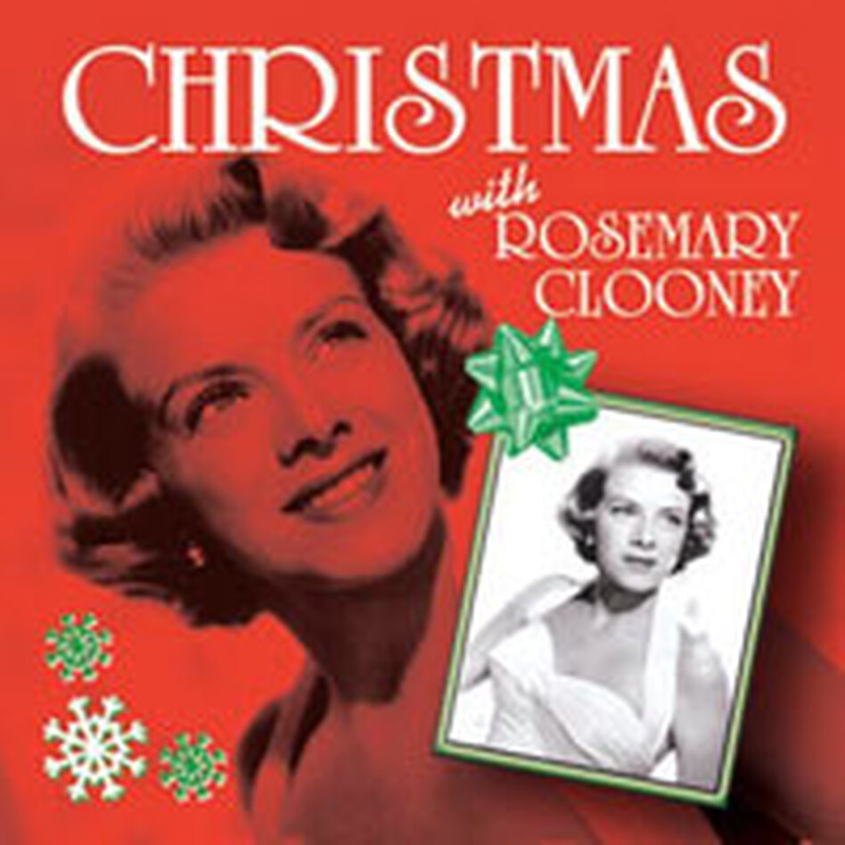 Cover for Christmas With Rosemary Clooney
