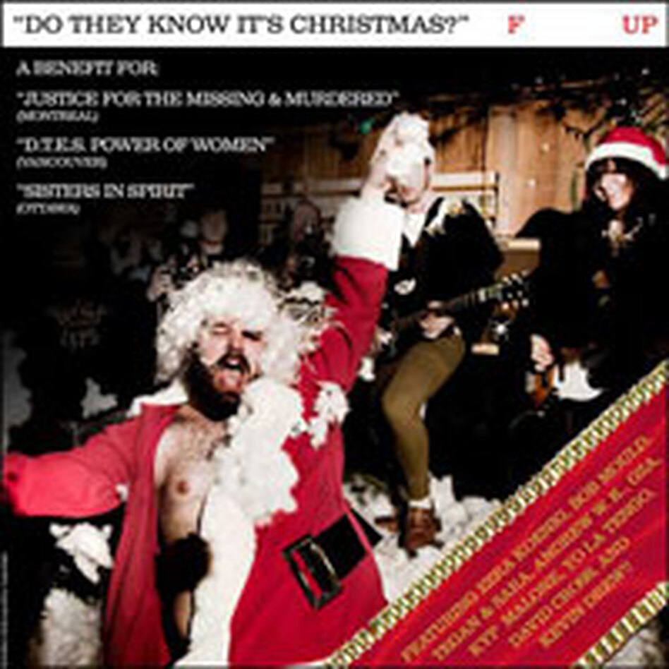 Cover for Do They Know It's Christmas?