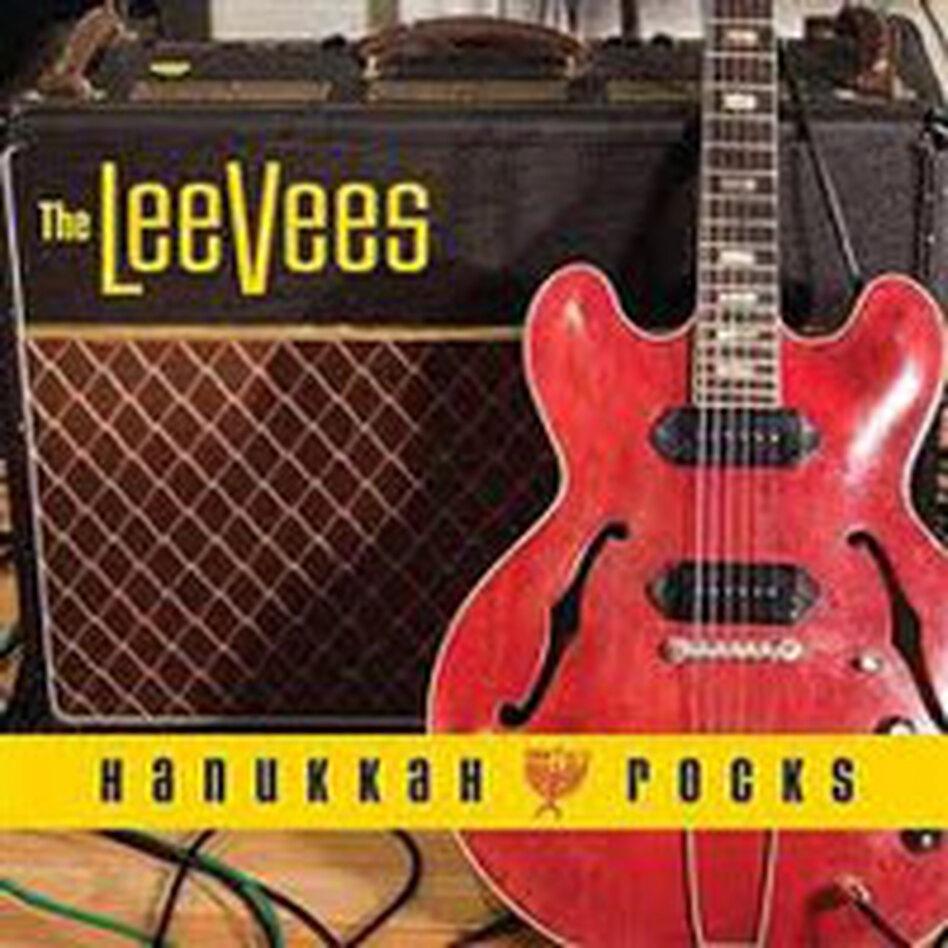 Cover for Hanukkah Rocks