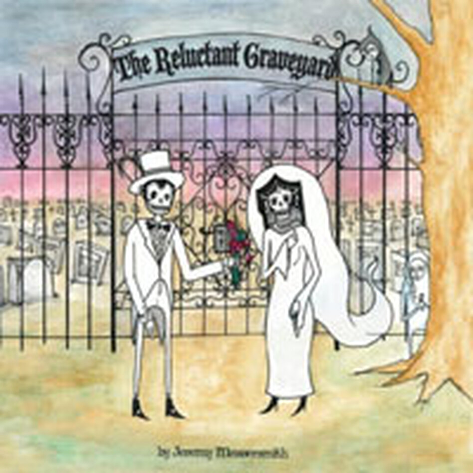 Cover for The Reluctant Graveyard