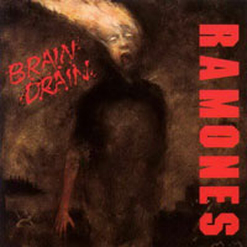 Cover for Brain Drain