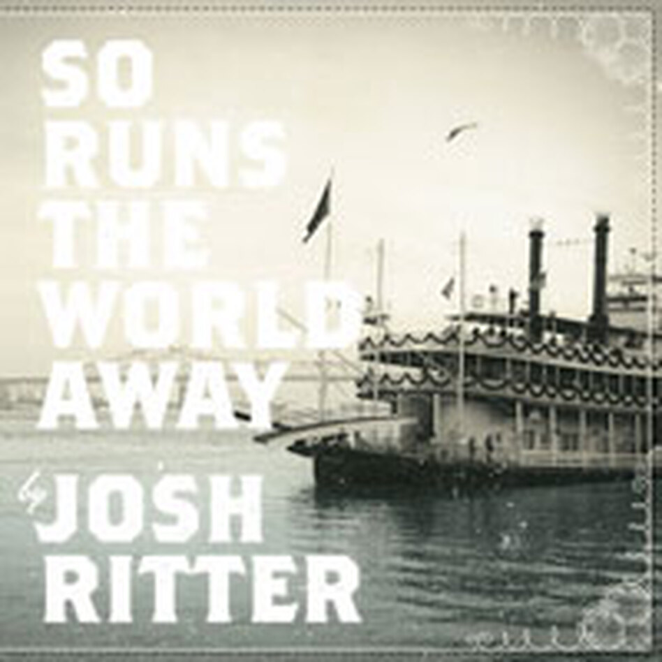 Cover for So Runs the World Away