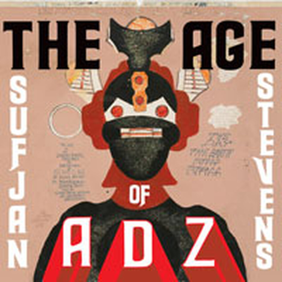 Cover for The Age of Adz