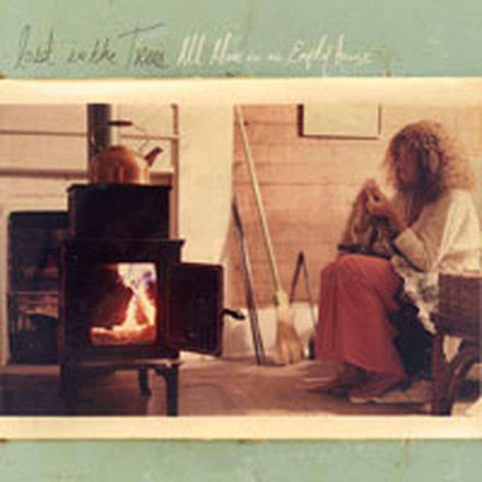 Cover for All Alone In An Empty House