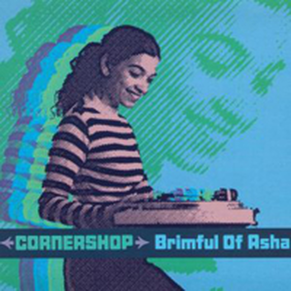 Cover for Brimful of Asha