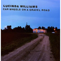 Cover for Car Wheels on a Gravel Road