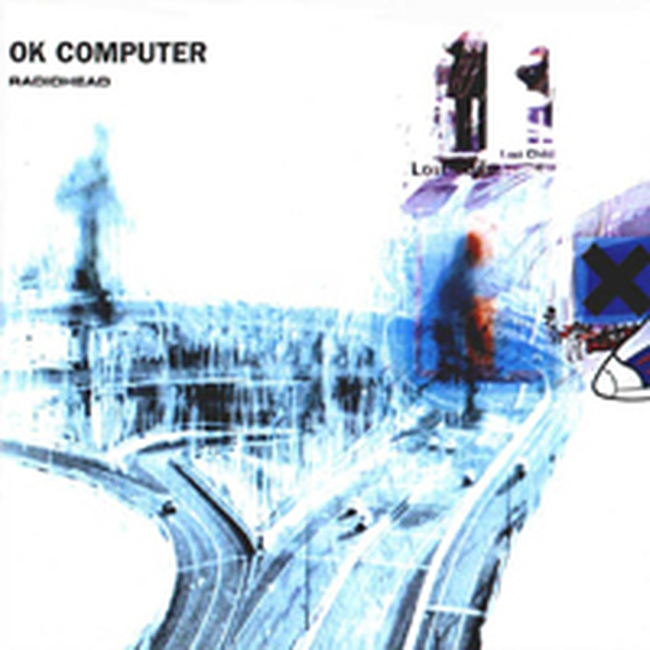 Cover for OK Computer