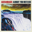 Cover for Alright You Restless