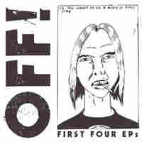 Cover for First Four EPs