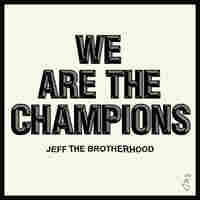 Cover for We Are The Champions