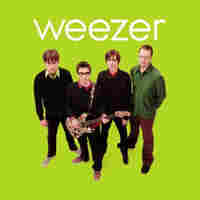 Cover for Weezer (Green Album)