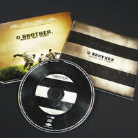O Brother Where Art Thou Soundtrack Deluxe Edition T-Bone Burnett ...