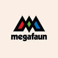Cover for Megafaun