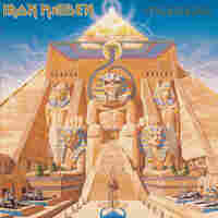 Cover for Powerslave
