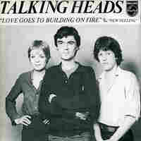 Cover for Love Goes To Buildings On Fire (1977 Single)